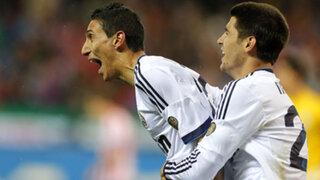 Real Madrid derrotó 2-1 al Atlético de Madrid por la Liga Española