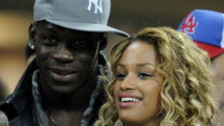 'Nene' Balotelli apostó a su novia por una victoria del Real Madrid