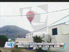 MTC denunció al representante legal de la empresa Globos Perú SAC