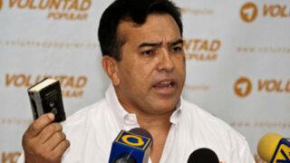 Venezuela: arrestan a general en retiro acusado de conspiración