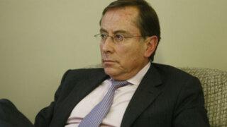 Embajador de Ecuador en Perú se embarcó en vuelo hacia Quito