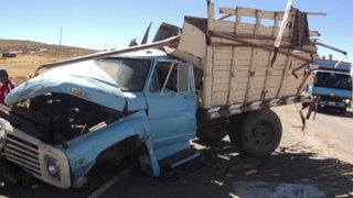 Accidente vehicular en Cajamarca ocasiona muerte de cuatro personas