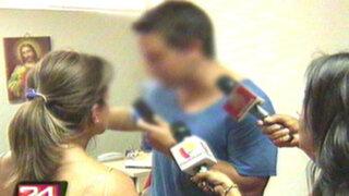 Familia colabora con la policía para identificar a sus extorsionadores