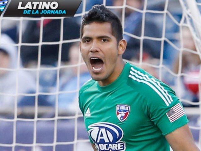 EEUU: escogen a Raúl Fernández como mejor jugador de abril en la MLS