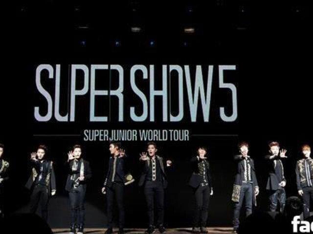"""Super Junior estaría llegando esta tarde a suelo peruano para """"Super Show 5"""""""