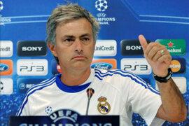 José Mourinho: En España hay gente que me odia pero en Inglaterra me aman