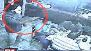 Salamanca: asaltan a clientes de pollería y se llevan sus sueldos