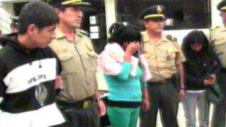Policía capturó a familia de ladrones de mototaxis en San Martín de Porres