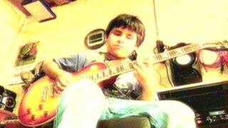 Niño prodigio: Juan Carlos Hurtado y su talento sin límites