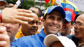Capriles: Doscientos mil muertos votaron en elecciones del 14 de abril
