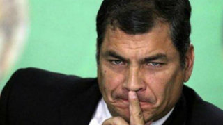 Presidente Correa reconoce agresión de embajador, pero no lo retirará del Perú