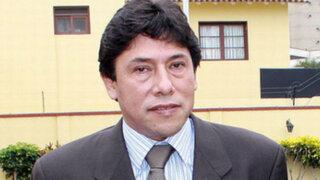 Comisión de Fiscalización investigará denuncia contra Alexis Humala