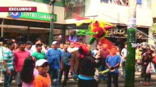 Rompe la piñata: recordando una emocionante tradición infantil