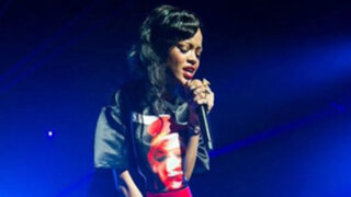 "Revelan nuevo video teaser del documental de Rihanna ""777 tour"""