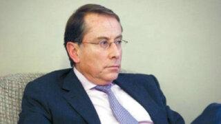 ONG presentó denuncia penal contra embajador ecuatoriano Riofrío