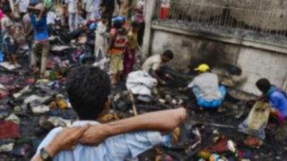 Bangladesh: Protestas islamistas por ley antiblasfemia dejan 22 muertos
