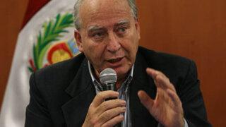 JNE entregó credencial de congresista a  Manuel Dammert
