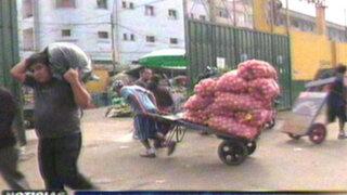 Noticias de las 7: comercio en ex mercado La Parada aumenta en 70%
