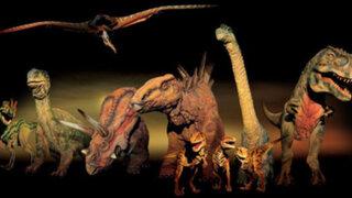 """Revelan tráiler de la aventura prehistórica """"Caminando con dinosaurios"""""""
