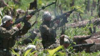 Encuentran cadáveres de técnicos forestales en el Vraem