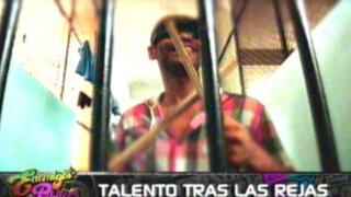 Talento tras las rejas: delincuentes se regeneran a través de la música