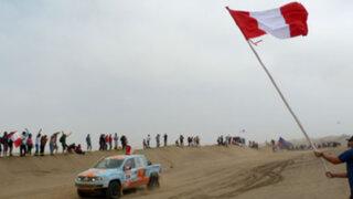 Perú formará parte del Rally Dakar 2015 hasta el 2018