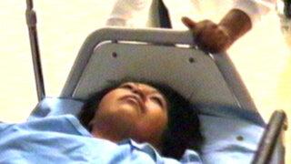 Joven mujer fue acuchillada por su ex conviviente en Tacna