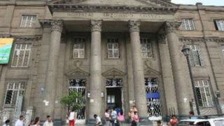El histórico Hospital Loayza sería restaurado y modernizado