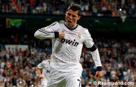 CR7 anotó su gol 200 con camiseta del Real Madrid