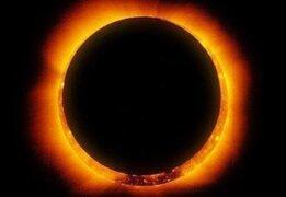Brillante 'anillo de fuego' sorprendió a miles de personas en Australia