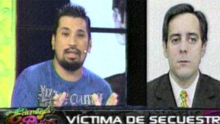 Víctima de secuestro: continúa dramática espera por liberación de empresario