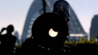 Australia: científicos de todo el mundo acudieron para presenciar eclipse