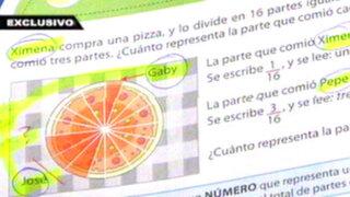 Ordenan a Editorial Córdova reemplazar textos con errores en 15 días hábiles
