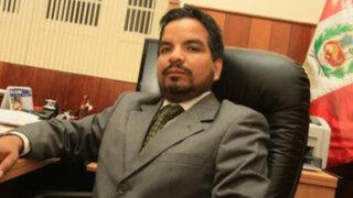 Procuraduría formalizó pedido de detención contra ex ministro Aurelio Pastor