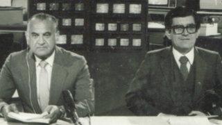 Noticiero '24 Horas' celebra sus 40 años en la televisión peruana