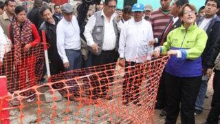 """Villarán: """"No retrocederemos un paso en el reordenamiento de la Parada"""""""
