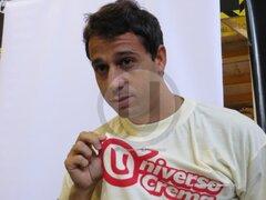 Diego Gustavino: Universitario es el club más grande del Perú