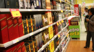 Gobierno incrementó el impuesto a la cerveza, vinos y licores