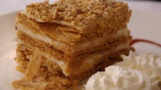 """""""Rutas de la pastelería"""" enseña técnicas para preparar un delicioso Hojaldre"""
