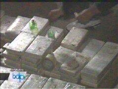 SMP: Policía Nacional incautó más de media tonelada de droga en carpintería