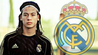 Cristian Benavente aparece entre las cinco grandes promesas del Real Madrid