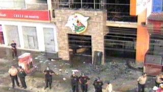 Noticias de las 5: Norky's de Comas fue arrasado por el fuego esta madrugada