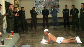 'Bautizo' militar en La Libertad indigna y desata polémica en el Congreso