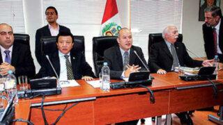 Apristas afirman que acusación a Alan García oculta fines reeleccionistas