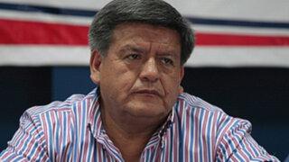 JNE decidirá en junio el pedido de vacancia del alcalde de Trujillo