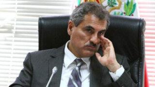 Comisión de Ética recomienda suspender 120 días a congresista Julio Gagó