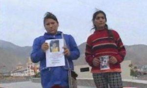 Menores desaparecidas en Manchay denunciaron maltratos de sus padres