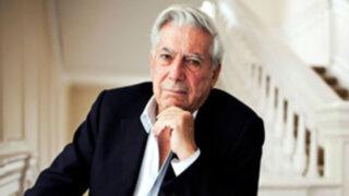 """Mario Vargas Llosa: """"Ollanta está haciendo un gobierno impecable"""""""
