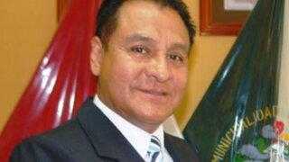 Koko Giles podrá retomar sus funciones como alcalde de Huánuco