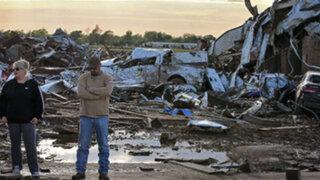 EEUU: más de 1,000 millones de dólares en pérdidas por tornado en Oklahoma